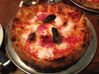 Soppressata Pizza